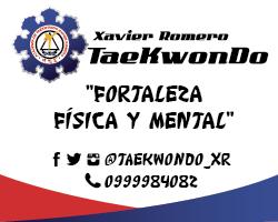 academia de taekwondo Xavier Romero