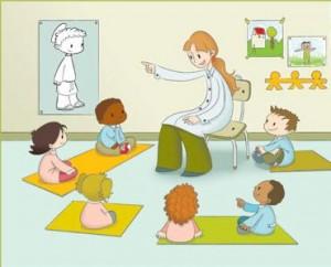 jardin de infantes